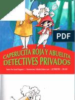 cuento de caperucita roja y abuelita detectives privados pdf descargar