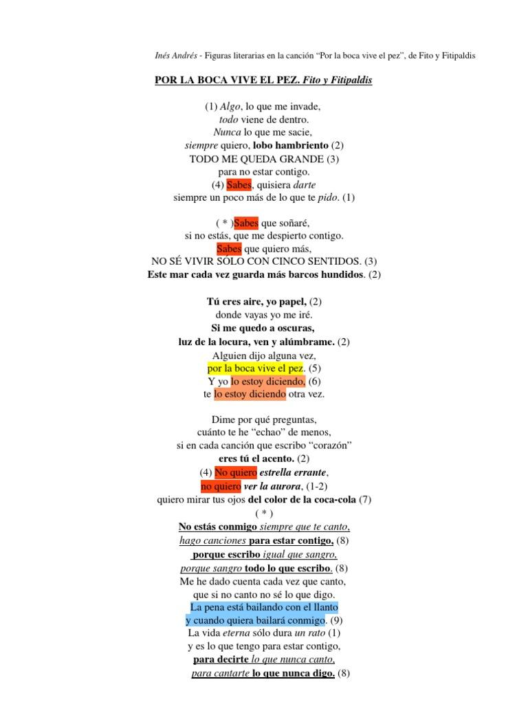 cfiguras literarias en canciones pdf