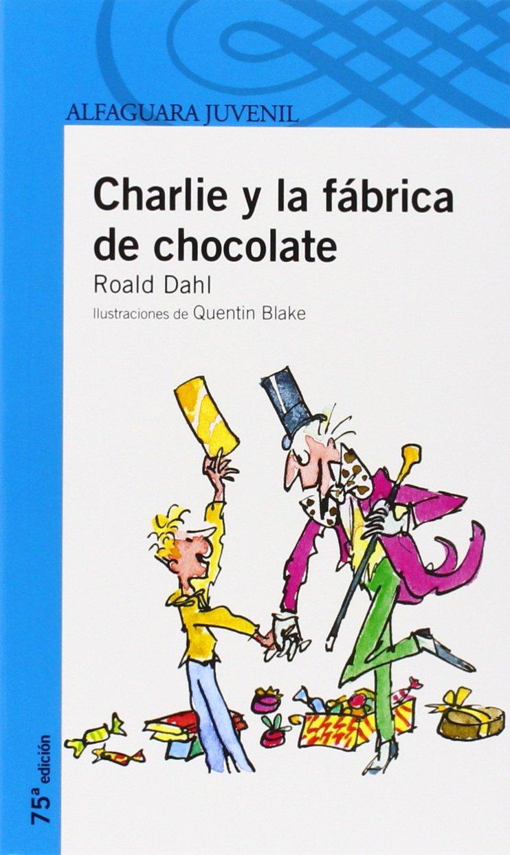 charlie y la fabrica de chocolate roald dahl pdf