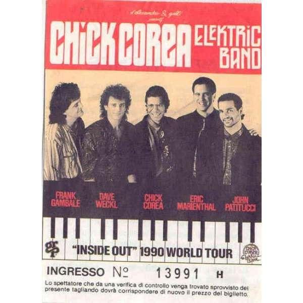 chick corea elektric band pdf