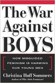 christina hoff sommers war against boys pdf