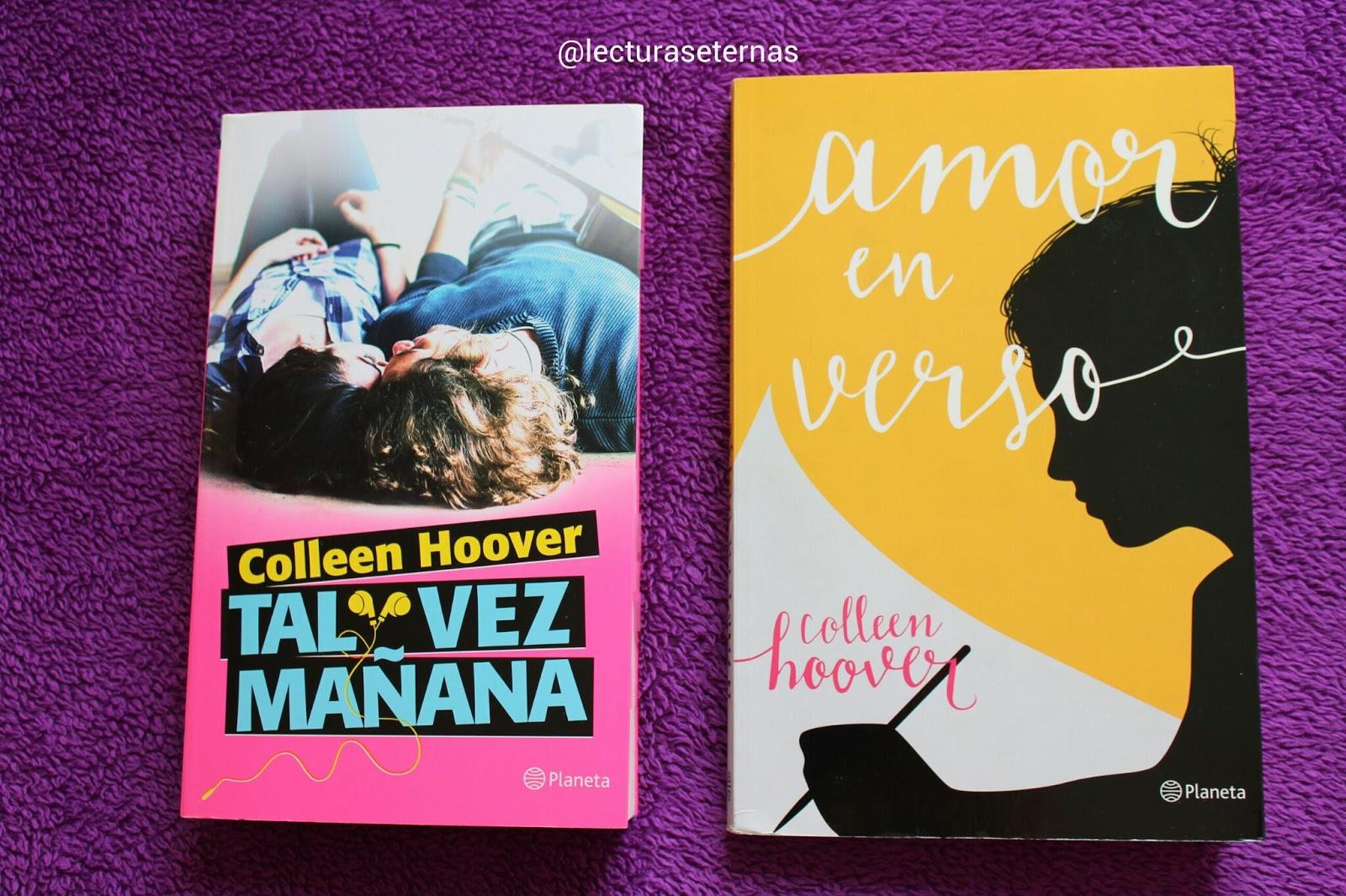 colleen hoover libros pdf español