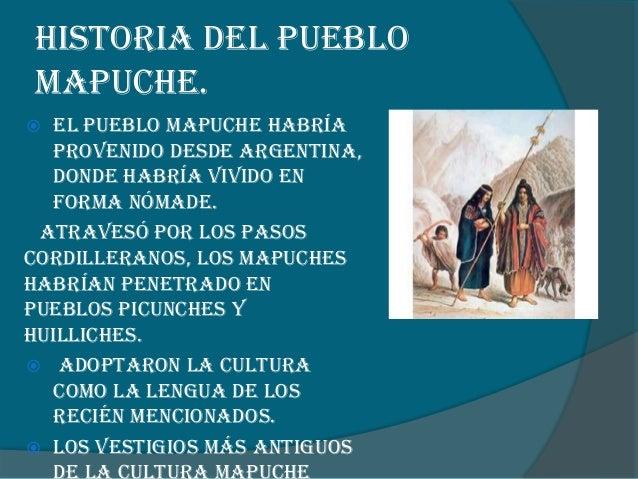 comida mapuche de chile pdf