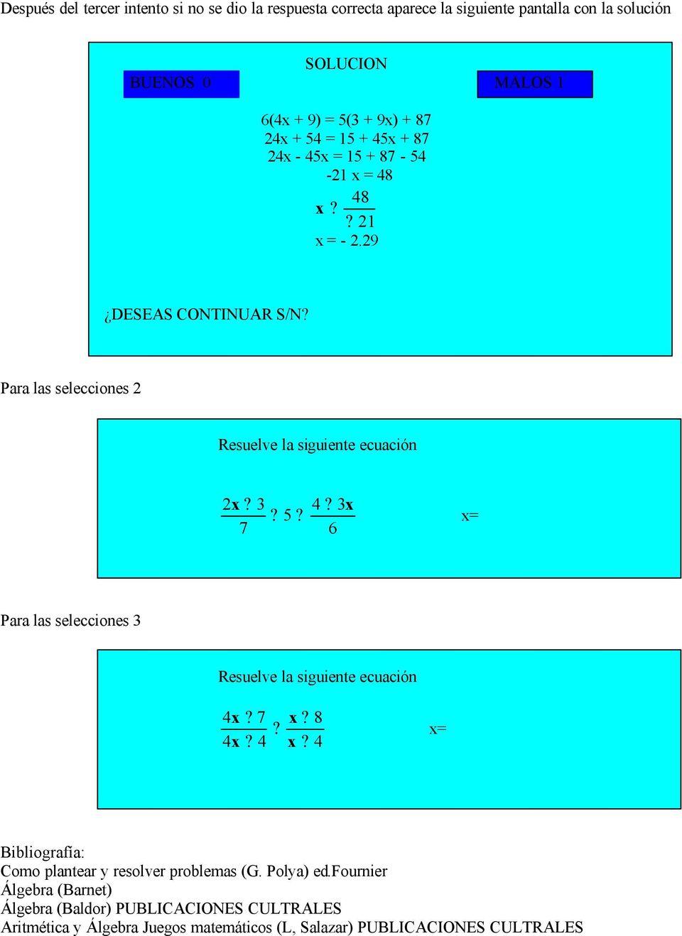 como plantear y resolver problemas libro pdf