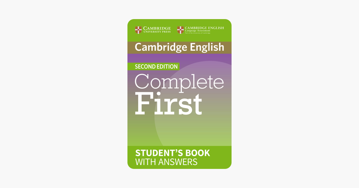 complete first second edition pdf