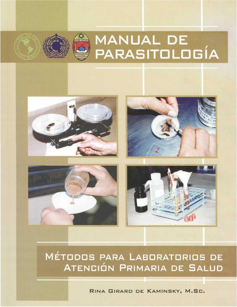 control de calidad en parasitologia pdf