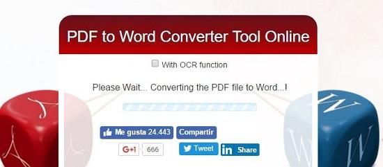 convertir facil pdf a word