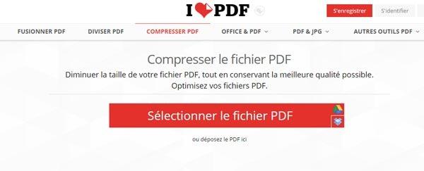 convertir html a pdf ilovepdf