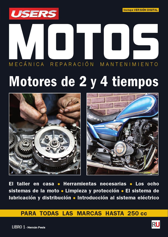 curso de mecanica de motos 4 tiempos pdf