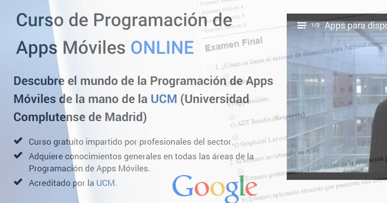 curso de programación de aplicaciones móviles pdf