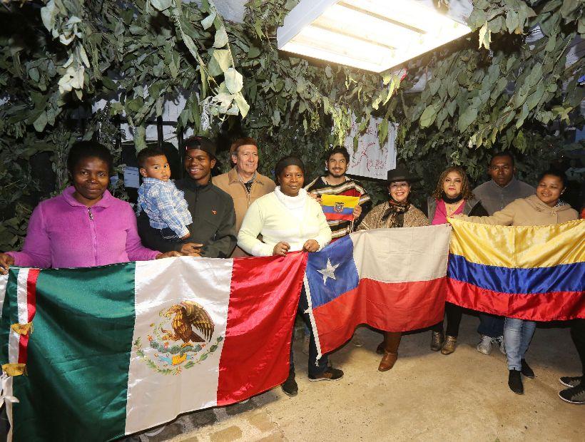 consulta recepcion de tramite solicitud de visa temporaria en chile