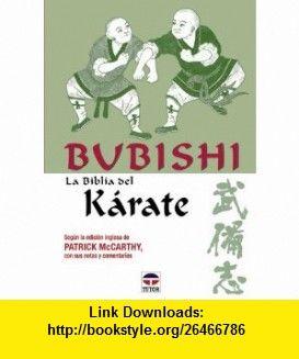 bubishi biblia del karate en pdf