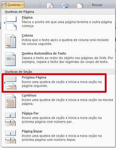 como numerar paginas en pdf