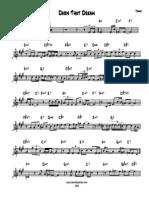 darn that dream pdf real book