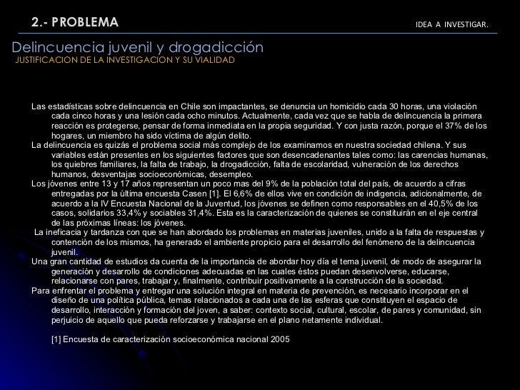 delincuencia comun en chile doris cooper pdf