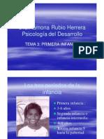 desarrollo fisico en la niñez temprana pdf