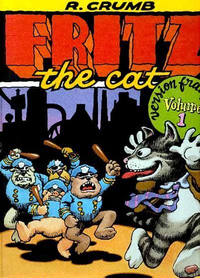 comic crumb fritz the cat pdf