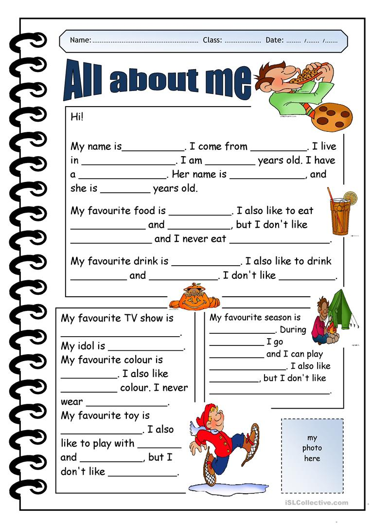 activities for the first day of english class pdf