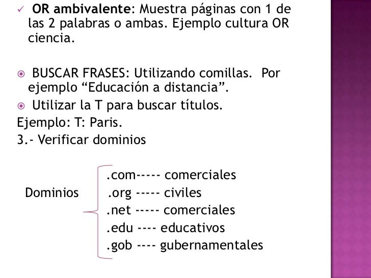 como encontrar la informacion especifica en un pdf